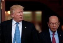 ¿Quién es Wilbur Ross? El elegido de Trump para ser el nuevo Secretario de Comercio