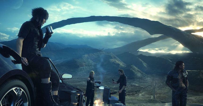 Final Fantasy XV: La experiencia