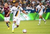 Giovani dos Santos falló un penal en la derrota de su equipo