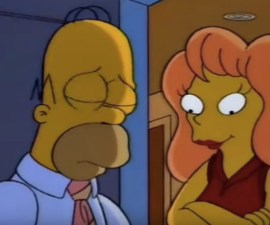 Homero y Margo