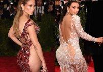 Kim Kardashian - Jennifer Lopez