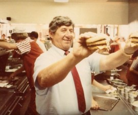 Jim Delligatti, el creador de la Big Mac