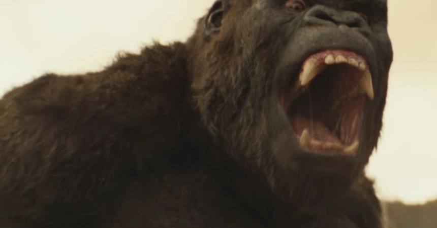 Trailer de Kong: Skull Island