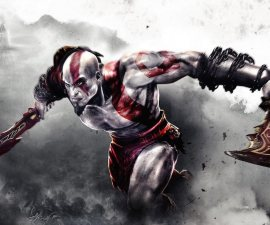 Kratos Portada