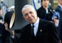 Leonard Cohen carta de despedida de Adam Cohen