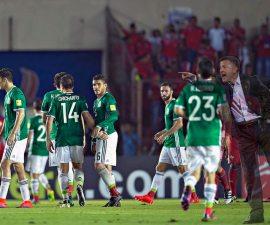 Osorio dirige México