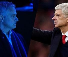 Mourinho versus Wenger semana doce