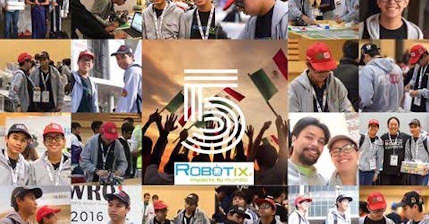 Olimpiada Robótica 2016