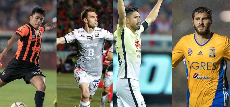 Semifinales Liguilla Apertura 2016