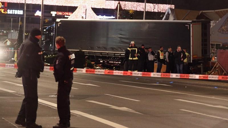 Atentado Camión Berlin
