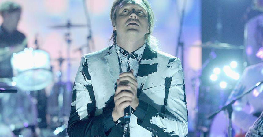 """Arcade Fire comparte """"Reflektor"""" en vivo."""
