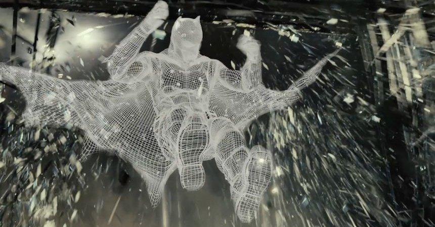 Batman v Superman efectos especiales