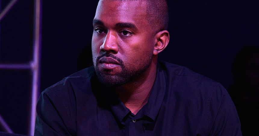 Kanye West realiza su primera aparición pública tras salir del hospital.