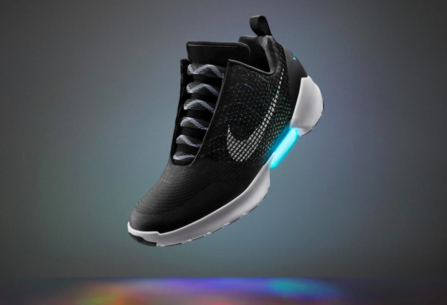 Zapatos que se amarran solos