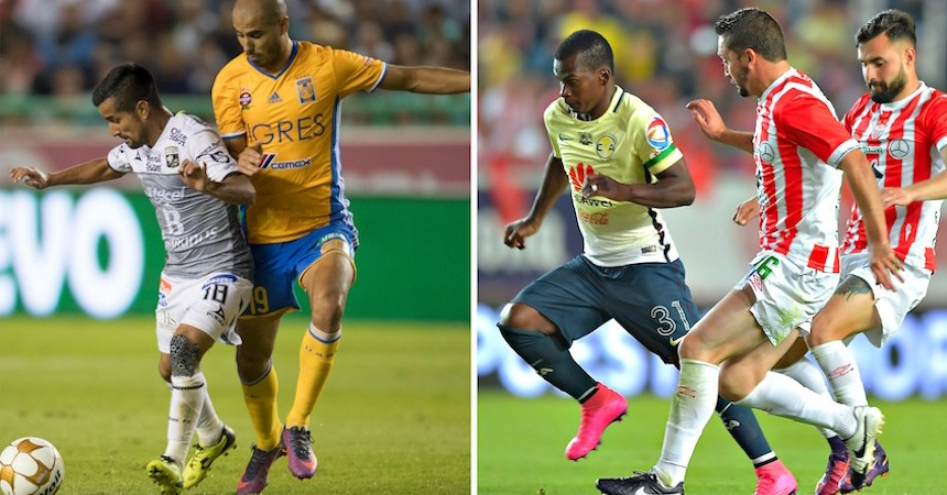 Semifinales de la Liga MX