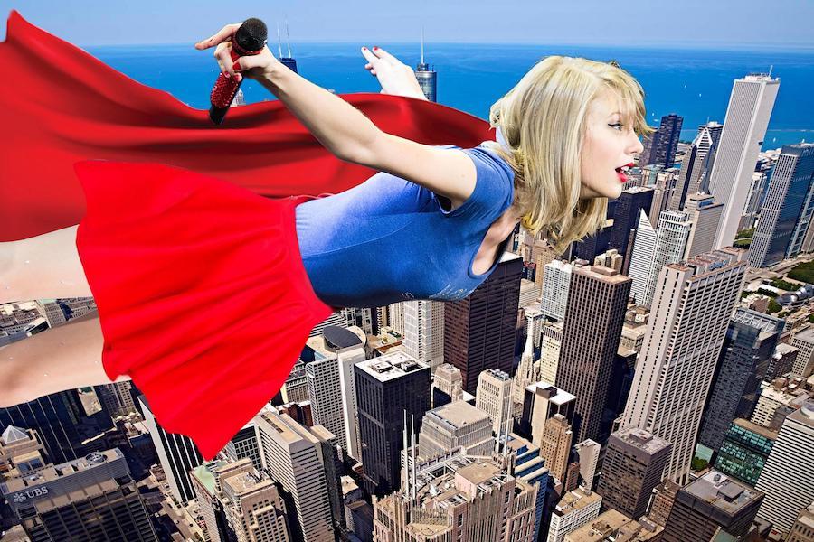 Super Taylor Swift