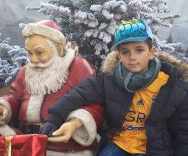 Niño en Francia apoya a Tigres