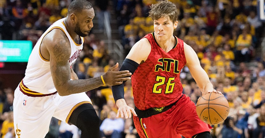 Atlanta Hawks v Cleveland Cavaliers - Game One