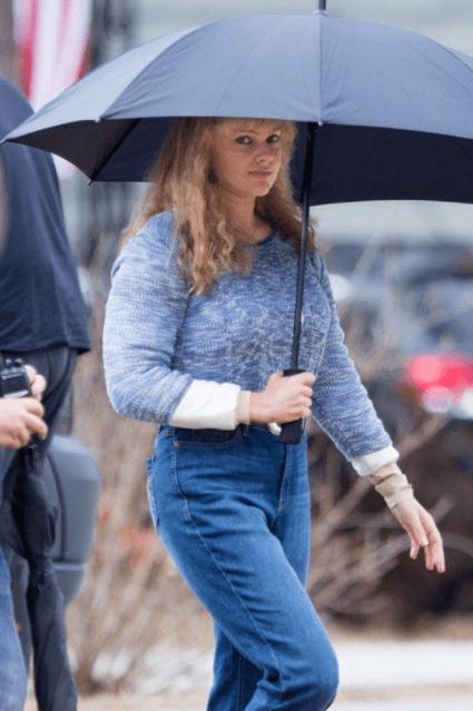 Margot Robbie Nuevo Papel