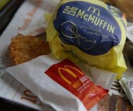 McDonalds Desayunos
