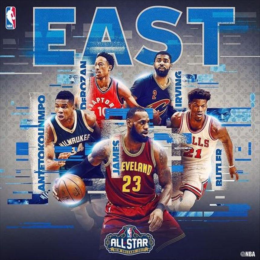 All Star Conferencia Este