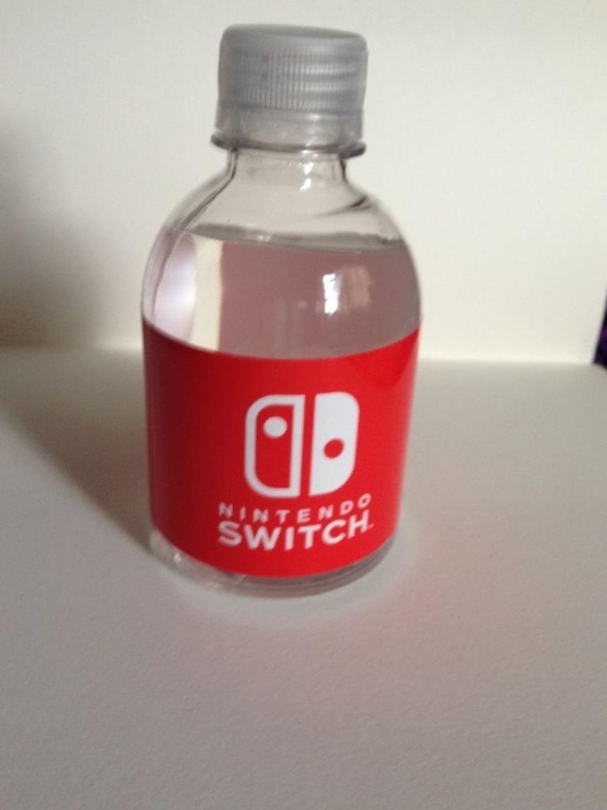 Vil Botella de agua