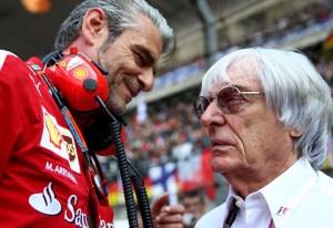 Se queda sin gas: Bernnie Ecclestone deja de ser el director de la F1