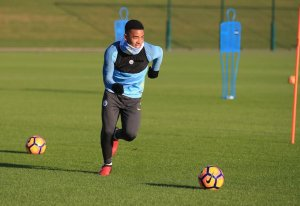 Gabriel Jesús y su oportunidad con el Manchester City