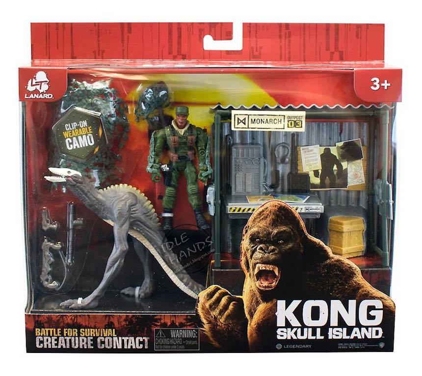 Kong: Skull Island Juguete