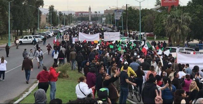 mexicali manifestaciones agua1