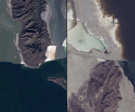 Lago Utah