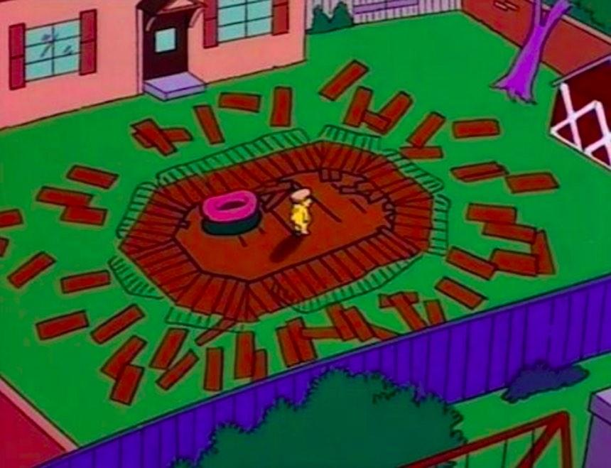 Los Simpson - Martin