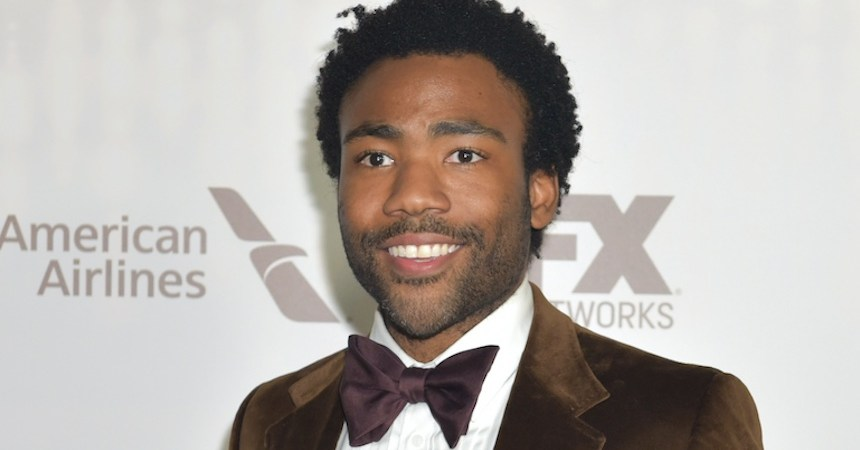 Actor Donald Glover