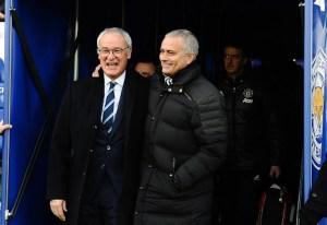 ¡El gran detalle de José Mourinho a Claudio Ranieri!
