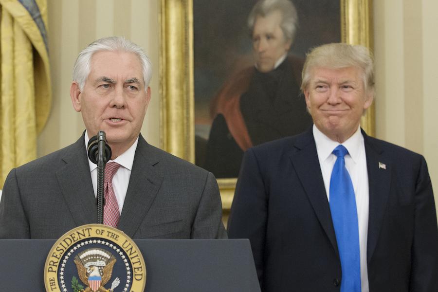 Secretarios del gobierno de Trump visitarán México el 23 de febrero