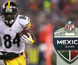Pittsburgh Steelers en México