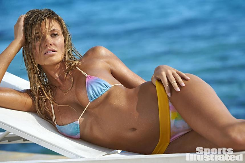 Sports Illustrated - Samantha