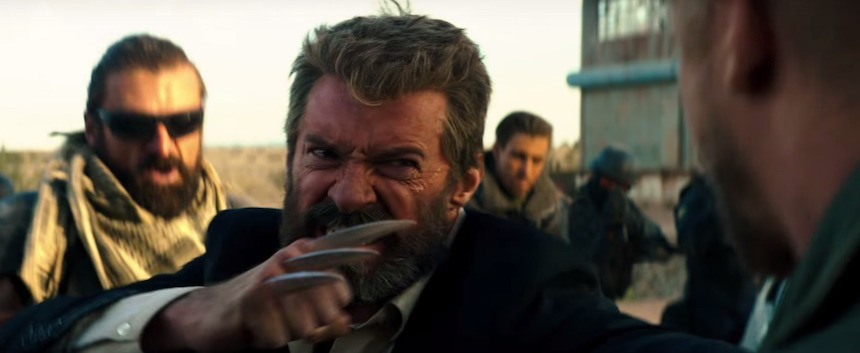 Trailer de Logan para el Superbowl