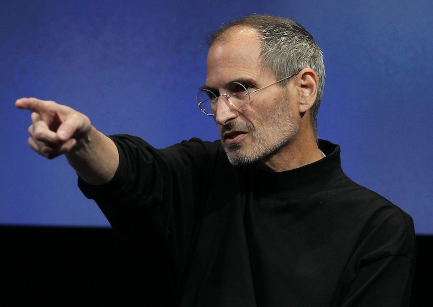 Discurso de Steve Jobs en Evento de Apple