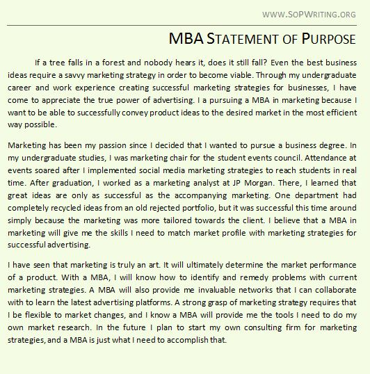 MBA-Statement-of-Purpose-Examplejpg - sample statement