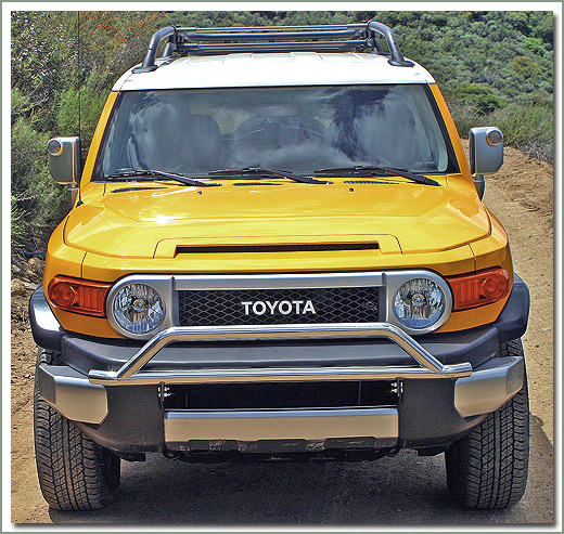 Page 228 Land Cruiser 100 Series Grill  Brush Guard and FJ Cruiser