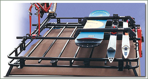 Page 256 Land Cruiser Wilderness Roof Rack Accessories
