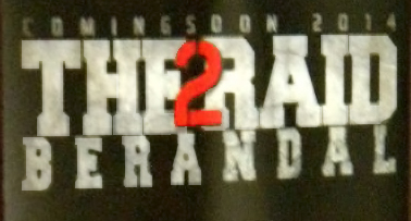 45PMMC the raid 2 poster copy The Raid 2: Berandal Starts Production   Pics Inside