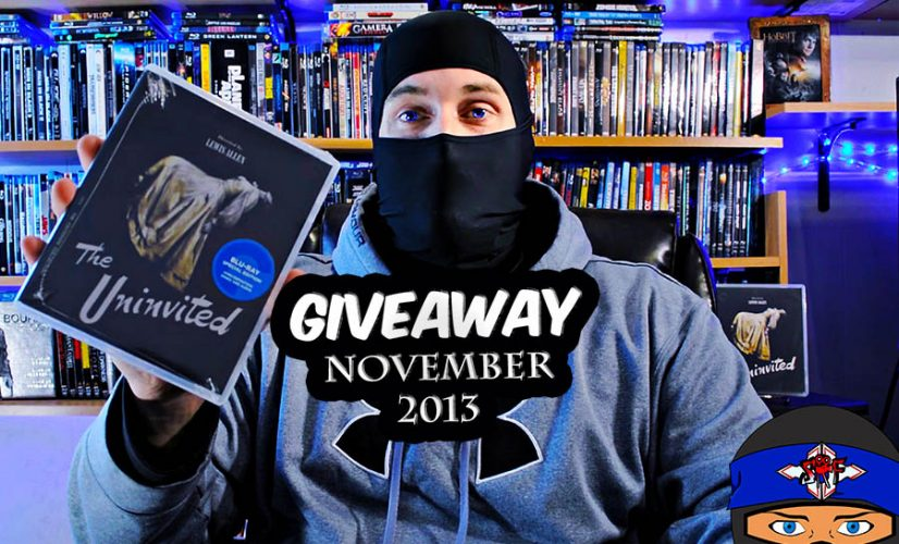 Giveaway November 2013: The Uninvited - Closed - Winner Selected