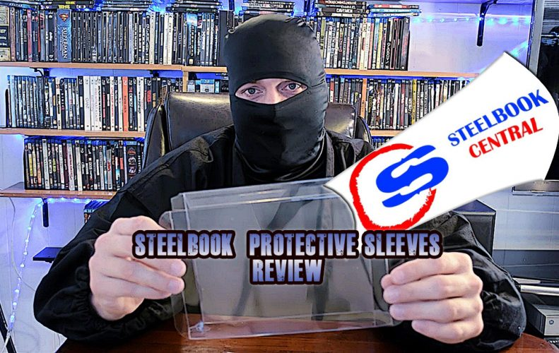 Review: Steelbook Central's Protective Steelbook Sleeves