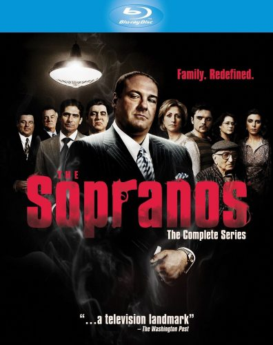 The Sopranos The Complete Collection Comes to Blu-Ray - I'm In