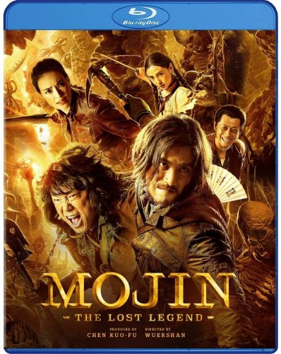 Review: Mojin The Lost Legend (Well Go USA)
