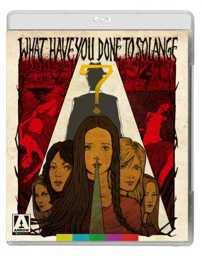Review: What Have You Done To Solange? (Arrow Video)