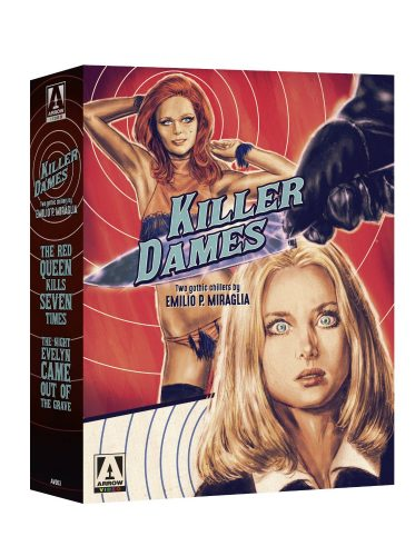 Review: Killer Dames (Arrow Video)