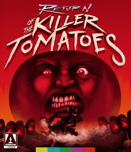 Review: Return of the Killer Tomatoes (Arrow Video)